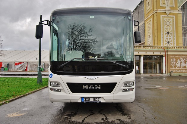 MAN Lion's Intercity - Czechbus 2