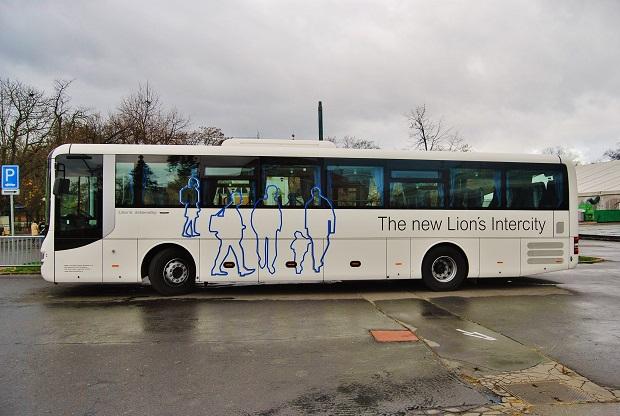MAN Lion's Intercity - Czechbus 3