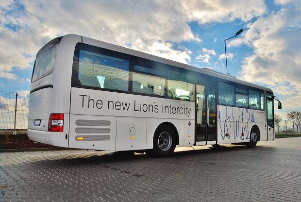 MAN Lion's Intercity 25