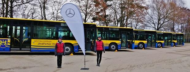 autobusy MHD