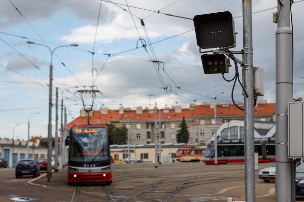 Řídící systémy autobusy 4