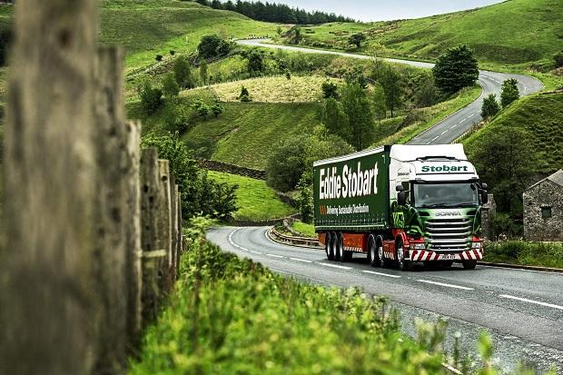 Scania Eddie Stobart, foto: Scania