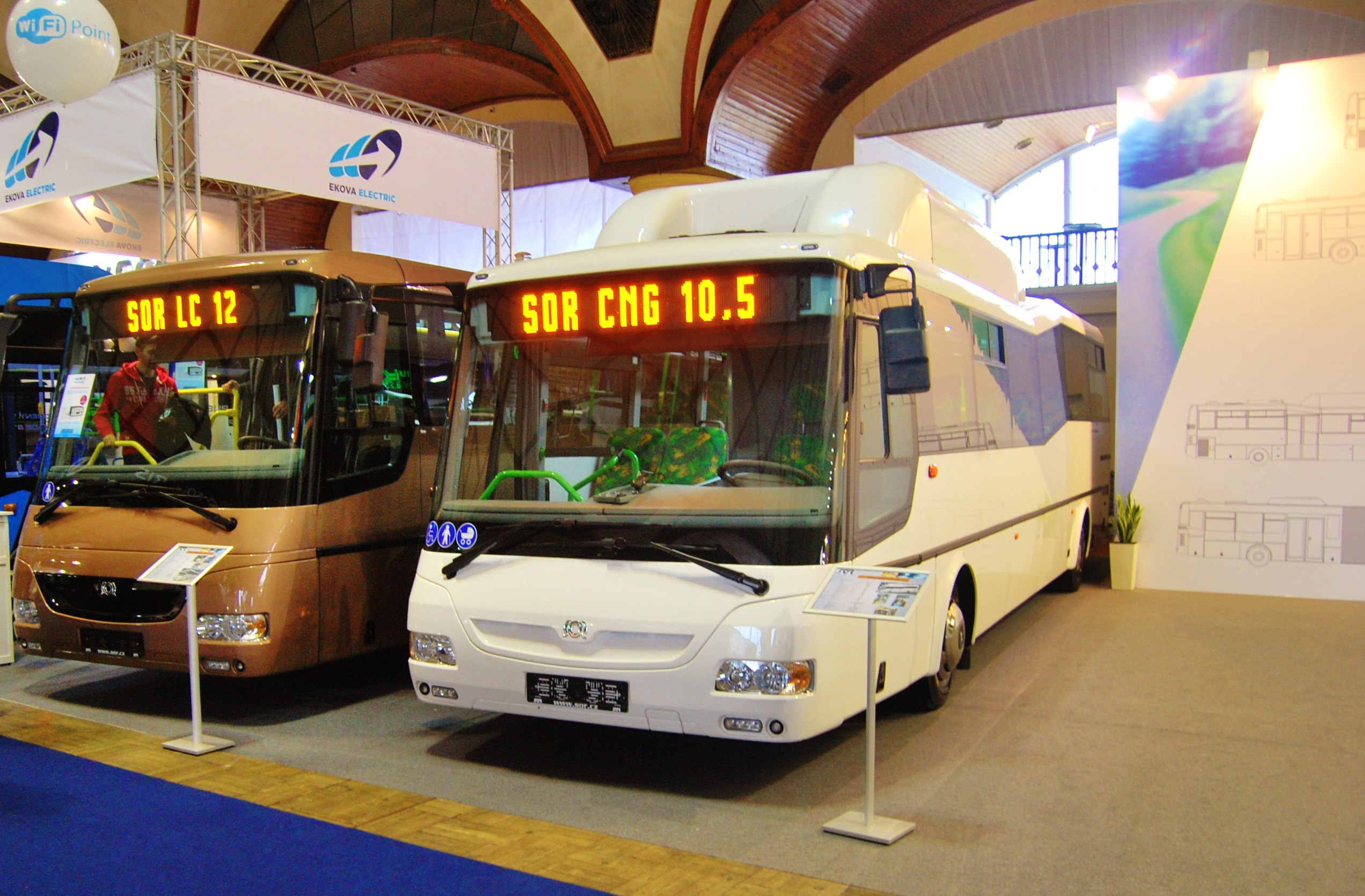 SOR - Czechbus 2015 1