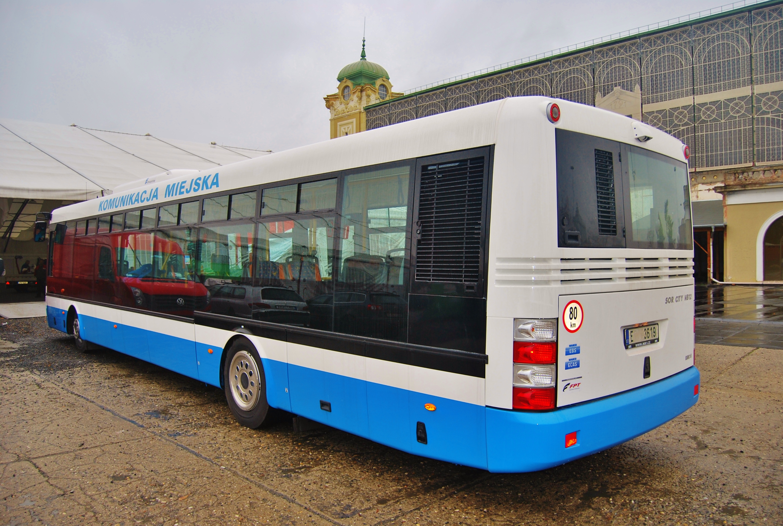SOR - Czechbus 2015 2