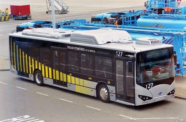 Elektrobus BYD