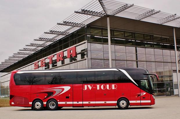 Setra 516 HDH TopClass - JV TOUR, foto: JV Tour