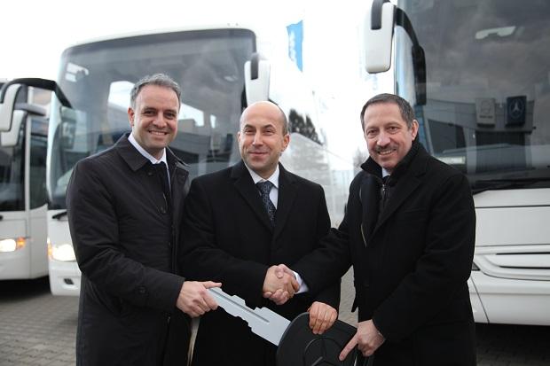 Großauftrag für Daimler Buses in Polen