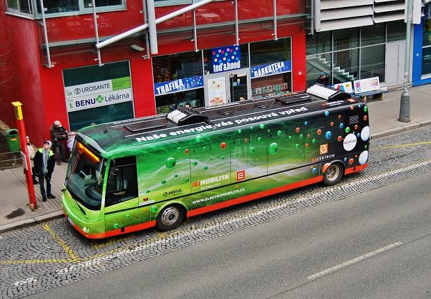 Elektrobus SOR 2