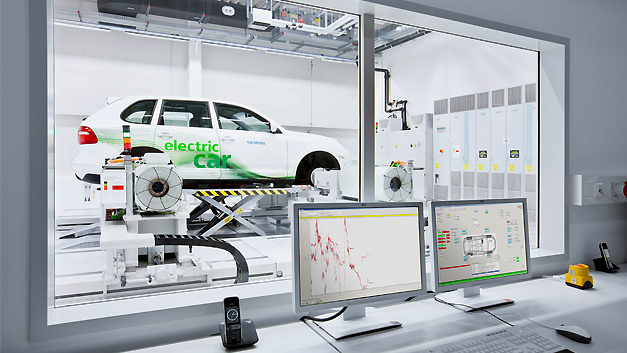 Siemens und Valeo