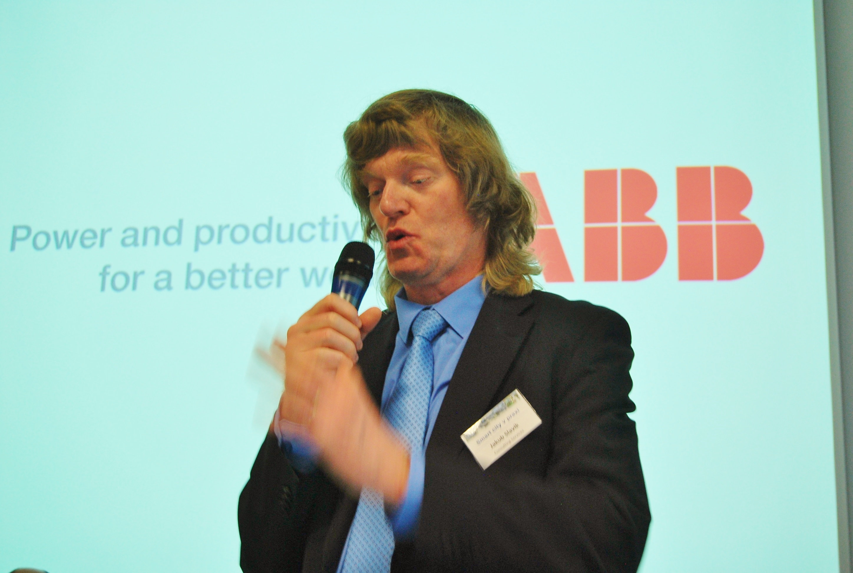 Ing. Jakub Slavík, MBA, uznávaný odborník na oblast smart city, foto: Zdeněk Nesveda