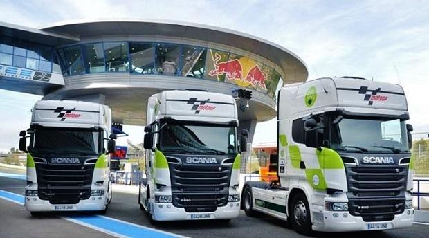 Scania X