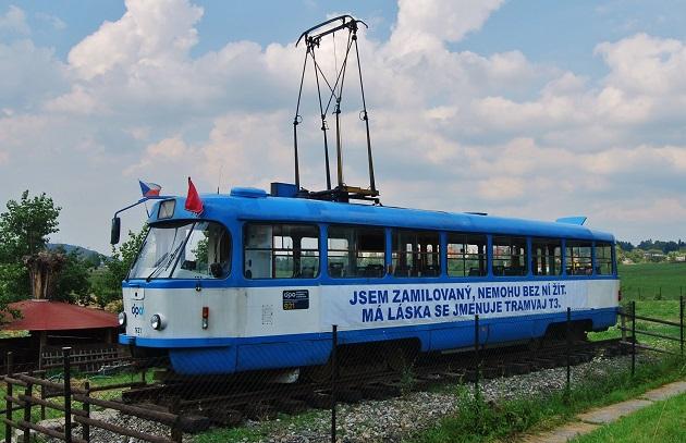 Tramvaj T 3