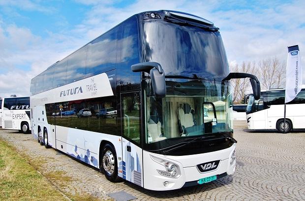 Prodejní výstava společnosti VDL Bus & Coach Czech Republic v Dačicích 2016, foto: Zdeněk Nesveda