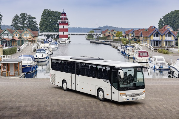 S 415 H; Setra MultiClass 400 Family, Driving Experience, October 2016