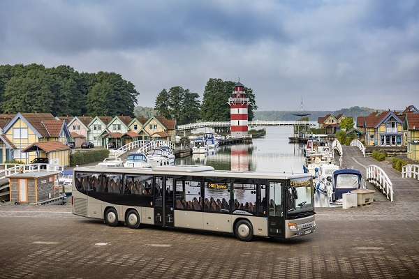 S 418 LE business; Setra MultiClass 400 Family, Driving Experience, October 2016