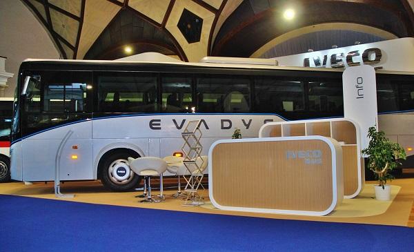 Iveco Bus na veletrhu CZECHBUS 2016 v Praze, foto: Zdeněk Nesveda