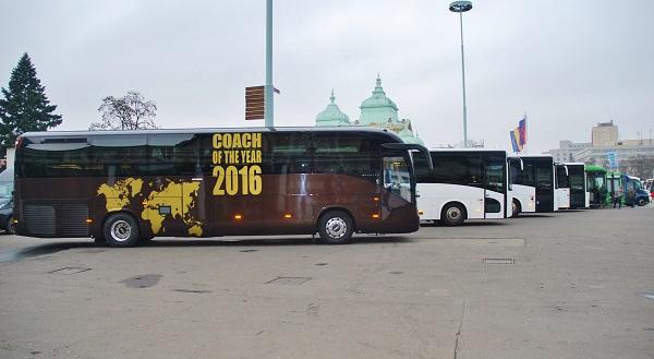 Iveco Czechbus 2016
