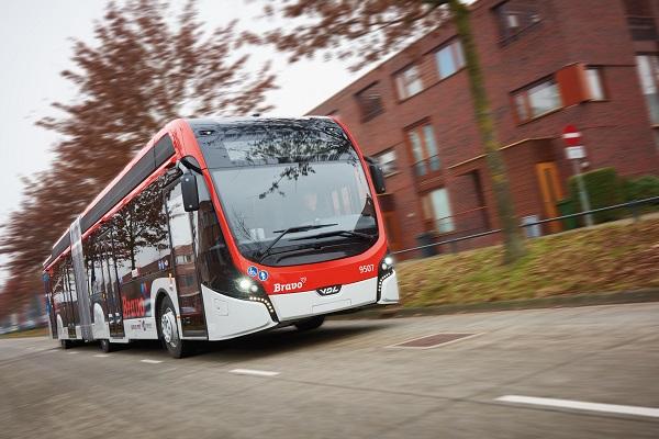 VDL Citea SLFA-180 Electric, foto: VDL