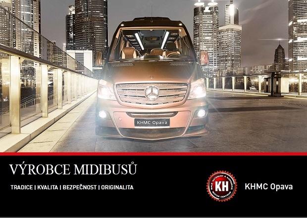 KHMC výrobce malých autobusů
