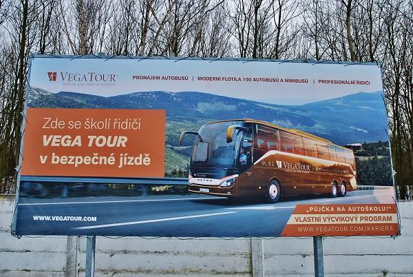 Vega Tour, ilustrační foto: Zdeněk Nesveda