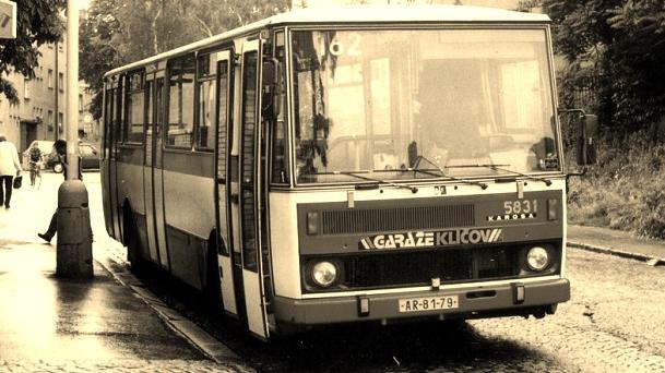 25 let příměstské dopravy PID, ilustrační foto: DPP