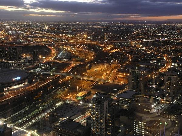 Živá dopravní laboratoř Transport Lab v Melbourne, foto: archviv BusPress