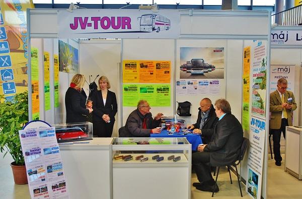 Expozice JV - Tour na veletrhu na Tourism Expo 2017, foto: Zdeněk Nesveda