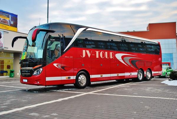 JV – TOUR představil luxusní Setru 516 HDH TopClass na Tourism Expo 2017, foto: Zdeněk Nesveda