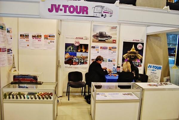 JV - Tour na výstavě Tourism Expo 2016, foto: Zdeněk Nesveda
