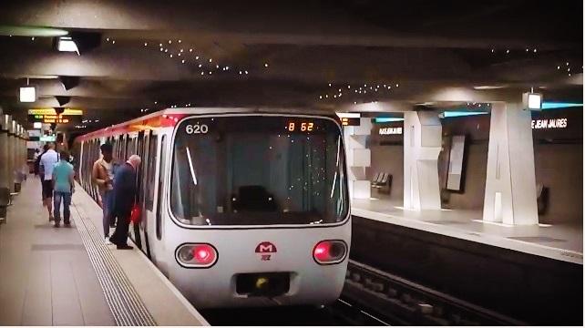 Metro v Lyonu bylo v roce 1978 a dnes zahrnuje čtyři linky o celkové délce 32 km se 40 stanicemi, foto: SLTC