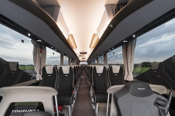 Nový NEOPLAN Tourliner , foto: MAN Truck & Bus Czech Republic