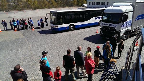 Druhý ročník akce Dny s ICOM (ilustrační foto: ICOM transport)