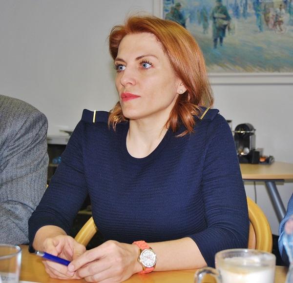 Kateřina Kratochvílová, předsedkyně představenstva. (foto: Zdeněk Nesveda)