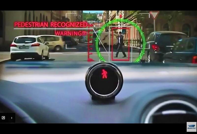 Mobileye je pokročilá technologie, která slouží jako třetí oko řidiče (foto: SECAR BOHEMIA)