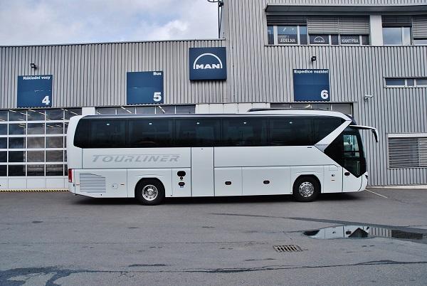 NEOPLAN Tourliner 2016, foto: Zdeně Nesveda