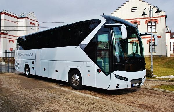 Neoplan Tourliner 2016, (foto: Zdeněk Nesveda)