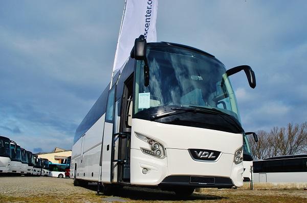 Prodejní výstava autobusů pořádaná společností VDL Bus & Coach Czech Republic. Dačice 2017 (foto: Zdeněk Nesveda)