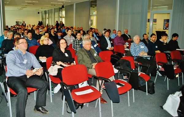 Konference se zúčastnilo 180 hostů, převážně z municipalit a městských organizací (foto: Zdeněk Nesveda)
