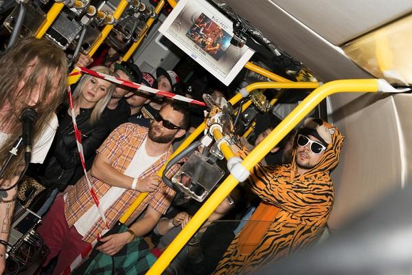 Festival Busfest ve Zlíně (foto: PR Busfest)