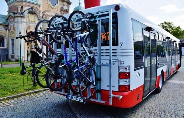 Cyklobus v Praze na lince č. 147 (foto: DPP)