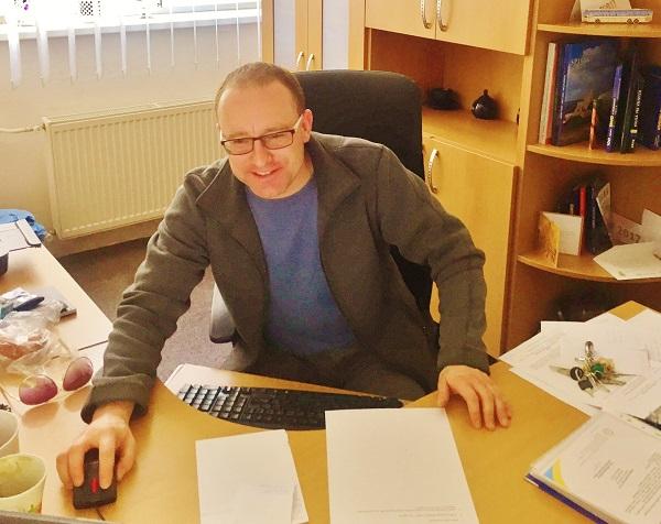 Karol Rónay, vedoucí autobusového provozu (foto: DPMK)