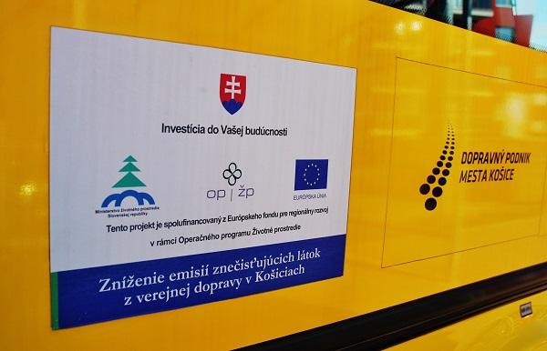 Košice na cestě k čisté mobilitě (foto: Zdeněk Nesveda)