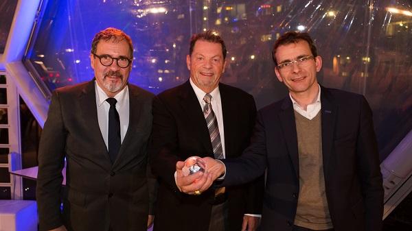 """IVECO získalo ocenění """"NGV Global Industry Champion"""" (toto: IVECO)"""