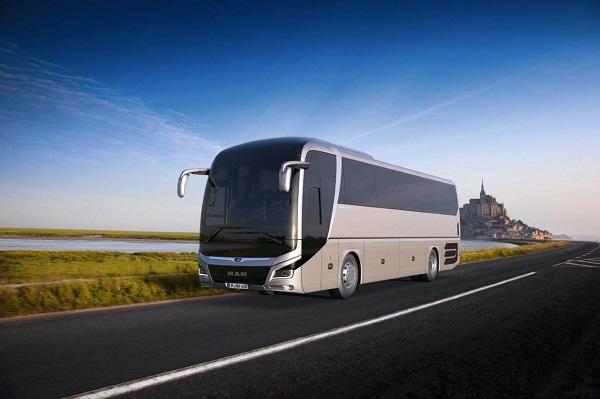 Nový MAN Lion's Coach oslaví premiéru na veletrhu Busworld 2017 v Kortrijku (foto: MAN)