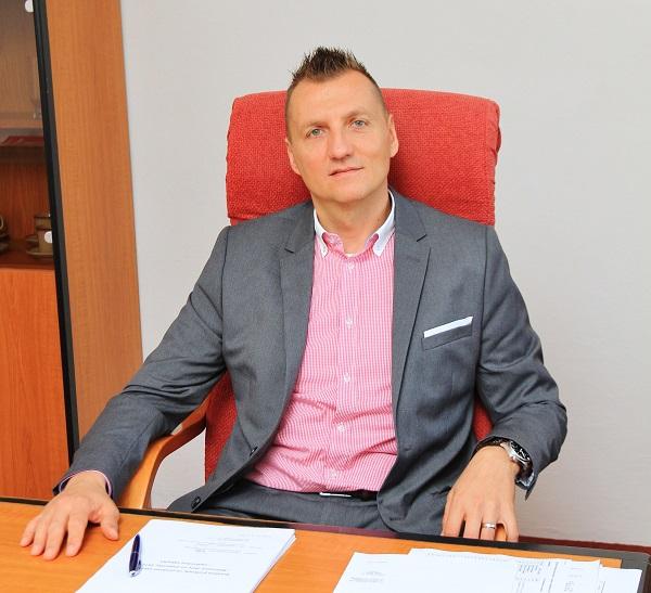 Ing. Richard Majza MBA, předseda představenstva a generální ředitel Dopravního podniku města Košice (foto: DPMK)