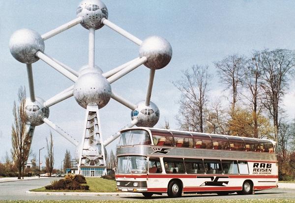 Dne 26.4.1967 sjel z výrobního pásu první NEOPLAN Skyliner. (foto: MAN Truck & Bus)