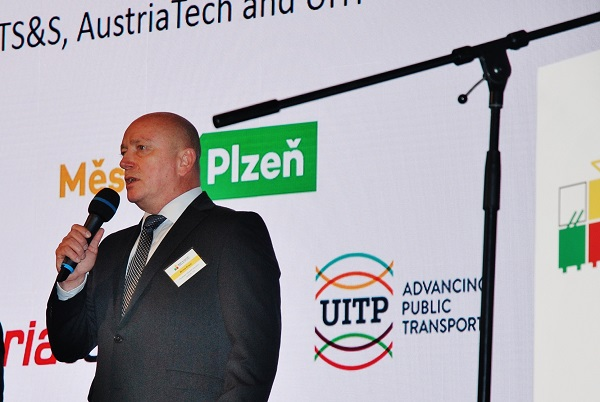 Michal Kraus předseda představenstva PMDP (foto: Zdeněk Nesveda)