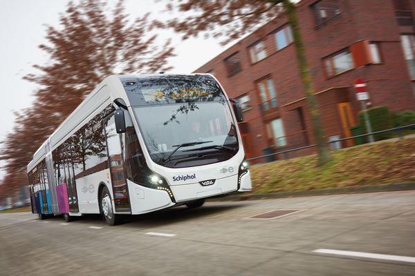 VDL Citea SLFA Electric bude jezdit na linkách v na linkách v Amstelland-Meerlandenu (foto:  VDL Bus & Coach )