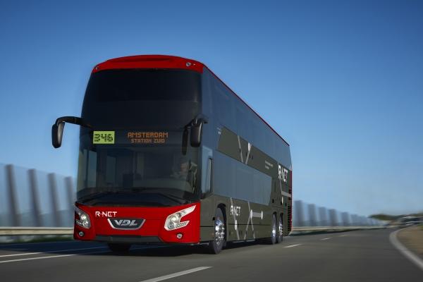 Patrová VDL Futura FDD2 v linkovém provedení (foto: VDL Bus & Coach )