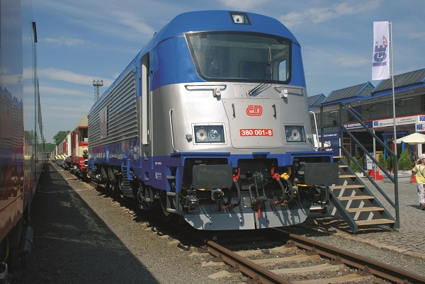 Lokomotivy Škoda (foto: ANVI TRADE)